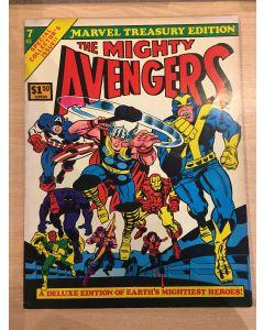 Marvel Treasury Edition (1974) #   7 (7.0-FVF) (1187810) Mighty Avengers