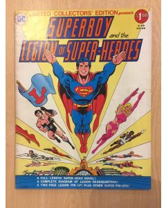 Superboy and The Legion of Super-Heroes (1976) #   C-49 (6.0-FN) (1187162) DC Treasury Edition