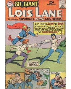 80 page Giant (1964) #  14 (3.0-GVG) eighty page giant Lois Lane