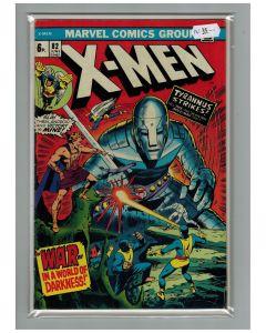 Uncanny X-Men (1963) #  82 (6.0-FN) UK PRICE VARIANT (274548)