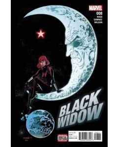 Black Widow (2016) #   8 (9.0-NM)