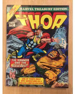 Marvel Treasury Edition (1974) #  10 UK PRICE (6.0-FN) (1187766) Thor