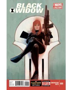 Black Widow (2014) #   9 (6.0-FN)