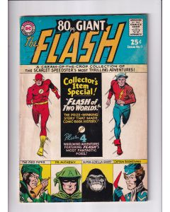 80 Page Giant (1964) #   9 (4.0-VG) (1383618) Flash