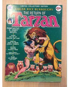 Return of Tarzan (1974) #   C-29 (5.5-FN-) (1187612) DC Treasury Edition