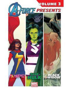 A-Force Presents TPB (2015) #   3 1st Print (9.0-VFNM)