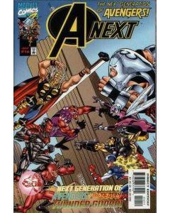 A Next (1998) #  10 (8.0-VF) Hope Pym 1st Full App.