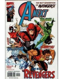 A Next (1998) #  12 (6.0-FN) The Revengers