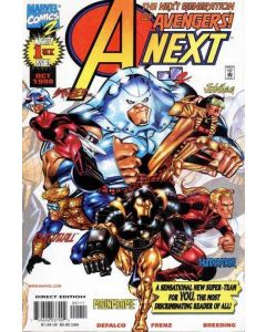 A Next (1998) #   1-12 (8.0/9.0-VF/NM) Complete Set 1st Appearance Hope Pym