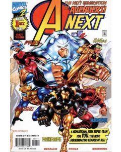 A Next (1998) #   1 (8.0-VF)