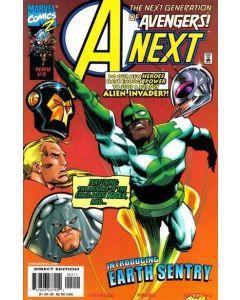 A Next (1998) #   2 (3.0-GVG)