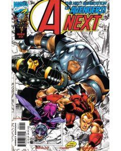A Next (1998) #   2 Cover B (8.0-VF)