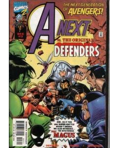 A Next (1998) #   3 (8.0-VF) the Defenders