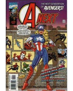 A Next (1998) #   4 (7.0-FVF) 1st App. American Dream
