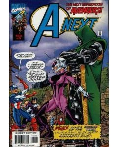 A Next (1998) #   5 (9.0-NM)
