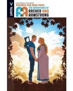 A and A The Adventures of Archer and Armstrong TPB (2016) #   2 (9.2-NM)