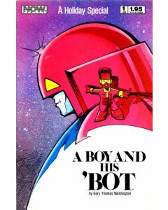 A Boy and His Bot Holiday Special (1987) #   1 (6.0-FN)