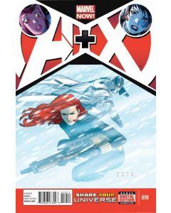 A Plus X (2012) #  10 (8.0-VF)