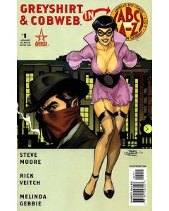 ABC A to Z Greyshirt and Cobweb (2005) #   1 (7.0-FVF) Terry Dodson Cover