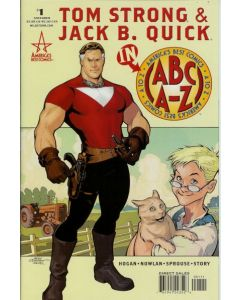 ABC A to Z Tom Strong and Jack B Quick (2005) #   1 (7.0-FVF) Terry Dodson Cover