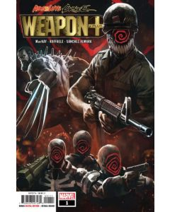Absolute Carnage Weapon Plus (2019) #   1 (9.0-VFNM)