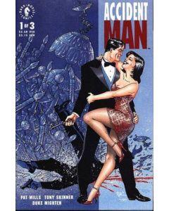 Accident Man (1993) #   1-3 (8.0-VF) Complete Set