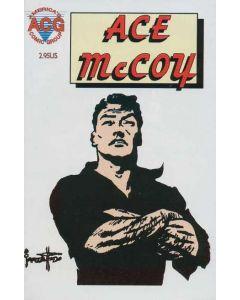 Ace McCoy (2000) #   1 (7.0-FVF) Frank Frazetta