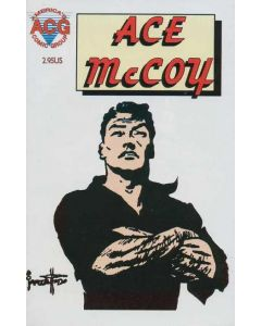Ace McCoy (2000) #   1-3 (6.0/8.0-FN/VF) Price tags COMPLETE SET