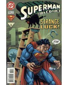 Action Comics (1938) # 721-730 (6.0/9.0-FN/NM) Complete Set Run