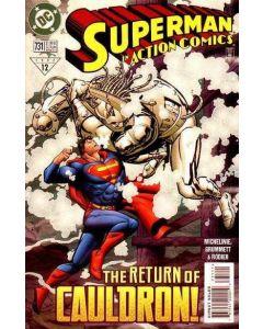 Action Comics (1938) # 731-740 (6.0/9.0-FN/NM) Complete Set Run