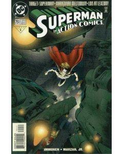 Action Comics (1938) # 751-760 (6.0/9.0-FN/NM) Complete Set Run