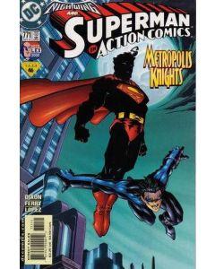 Action Comics (1938) # 771-780 (7.0/9.0-FVF/NM) Complete Set Run