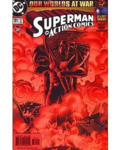 Action Comics (1938) # 781-790 (8.0/9.0-VF/NM) Complete Set Run