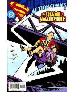 Action Comics (1938) # 791-800 (7.0/9.0-FVF/NM) Complete Set Run