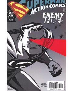 Action Comics (1938) # 801-810 (8.0/9.0-VF/NM) Complete Set Run 1st Natasha Irons
