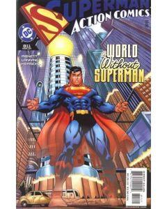 Action Comics (1938) # 811-820 (8.0/9.0-VF/NM) Complete Set Run