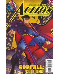 Action Comics (1938) # 821-830 (8.0/9.0-VF/NM) Complete Set Run