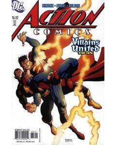 Action Comics (1938) # 831-840 (8.0/9.0-VF/NM) 1st Livewire Complete Set Run