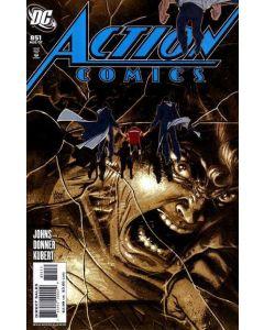 Action Comics (1938) # 851-860 (8.0/9.0-VF/NM) Complete Set Run