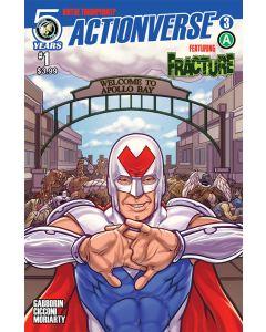 Actionverse (2015) #   3 (9.0-VFNM)