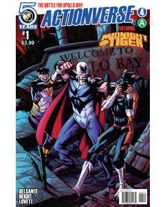 Actionverse (2015) #   4 (9.2-NM)