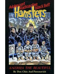 Adolescent Radioactive Black Belt Hamsters TPB (1990) #   1 (8.0-VF)