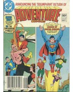 Adventure Comics (1938) # 491 (7.0-FVF) Digest Format
