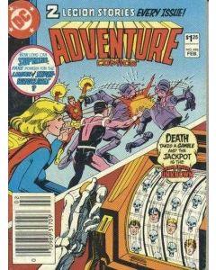 Adventure Comics (1938) # 496 (7.0-FVF) Digest Format