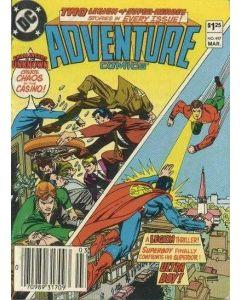 Adventure Comics (1938) # 497 (6.0-FN) Digest Format