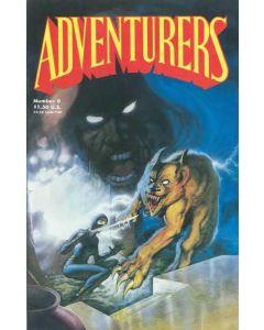 Adventurers (1986) #   0 (4.0-VG)