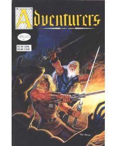 Adventurers (1986) #   1 2nd Print (8.0-VF)