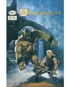 Adventurers (1986) #   3 (7.0-FVF)
