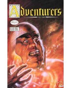 Adventurers (1986) #   4 (6.0-FN)