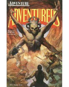 Adventurers Book II (1988) #   3 (8.0-VF)